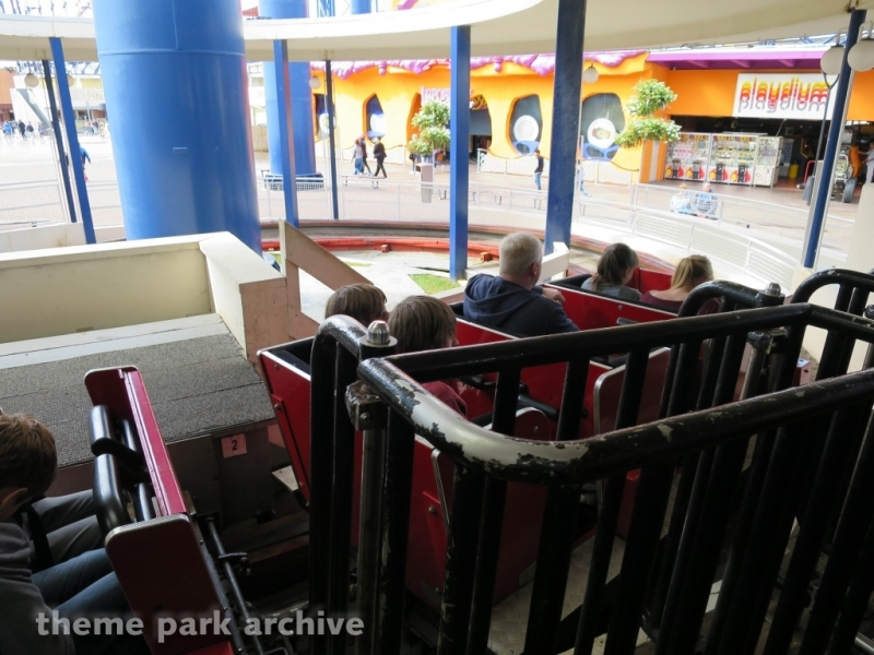 Grand National at Blackpool Pleasure Beach