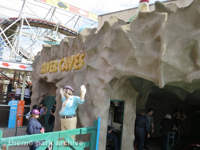 River Caves at Blackpool Pleasure Beach