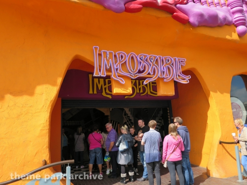 Impossible at Blackpool Pleasure Beach