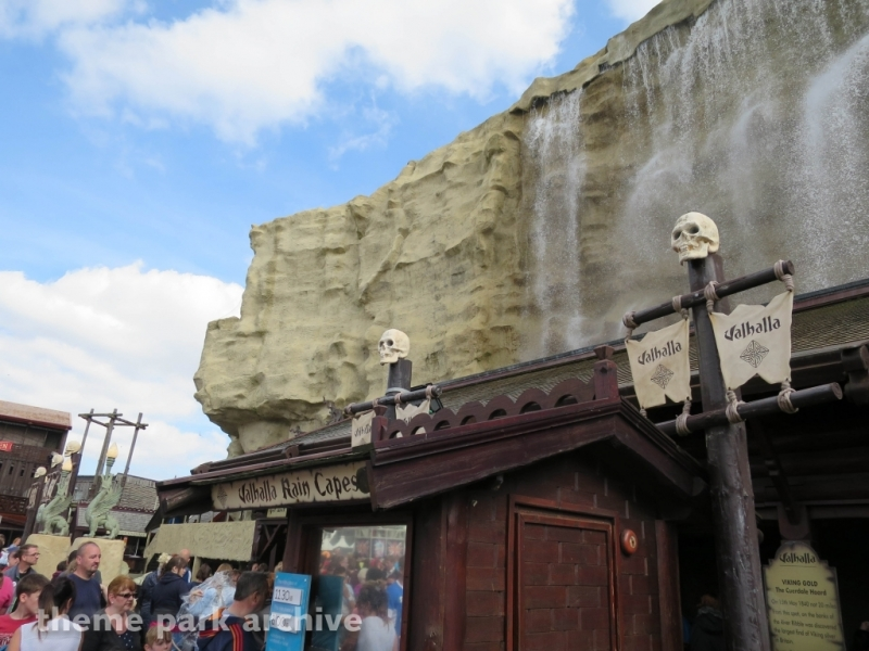 Valhalla at Blackpool Pleasure Beach