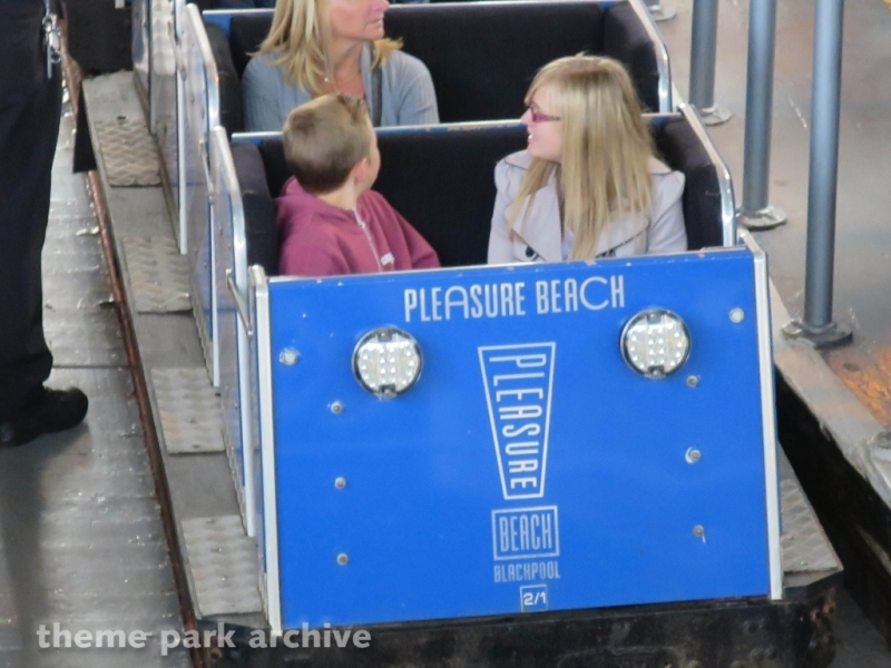 Big Dipper at Blackpool Pleasure Beach