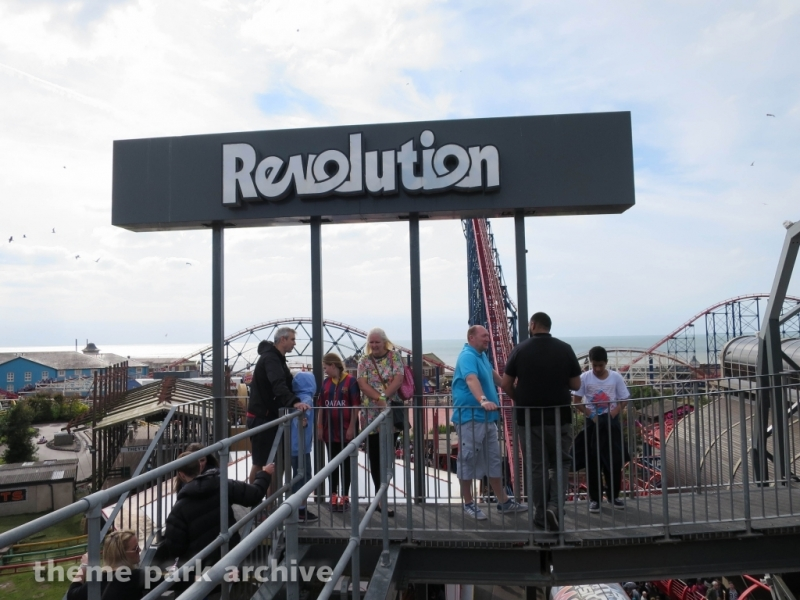 Revolution at Blackpool Pleasure Beach