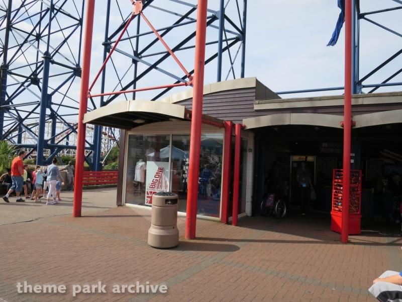 Big One at Blackpool Pleasure Beach