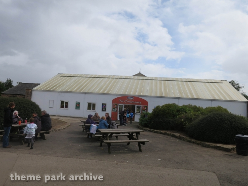 The Conservatory at Lightwater Valley