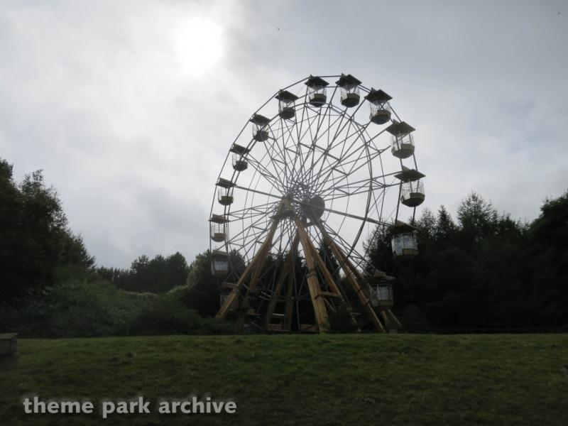 Lightwater Wheel at Lightwater Valley
