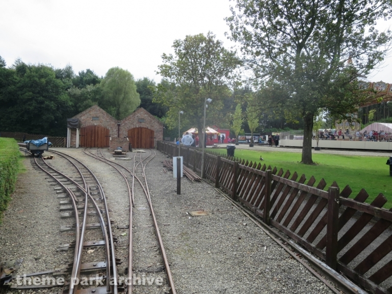 Lightwater Express at Lightwater Valley
