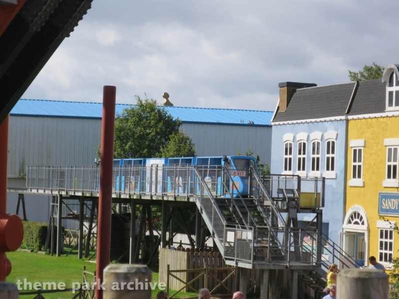 People Mover at Flamingo Land