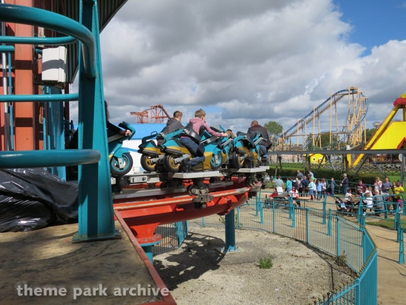 Velocity at Flamingo Land
