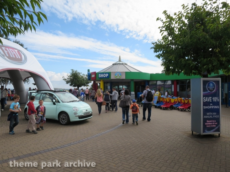 The Beginning at LEGOLAND Windsor