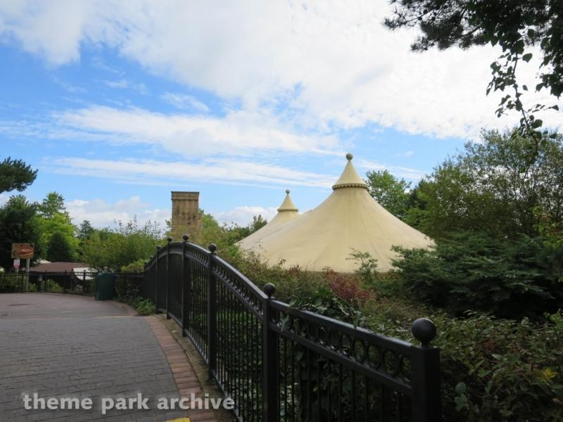 Kingdom of the Pharoahs at LEGOLAND Windsor