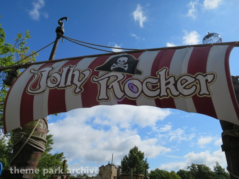 Jolly Rocker at LEGOLAND Windsor