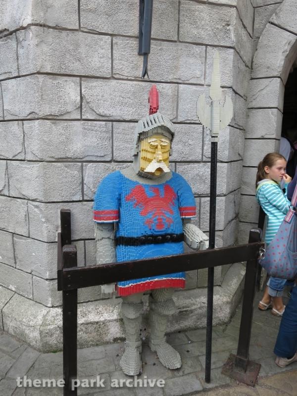 The Dragon at LEGOLAND Windsor