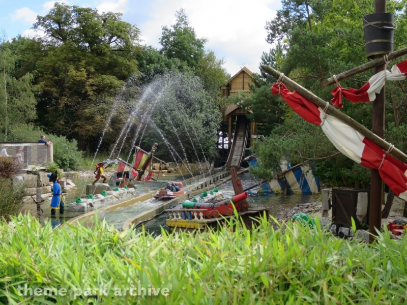 Pirate Falls Dynamite Drench at LEGOLAND Windsor
