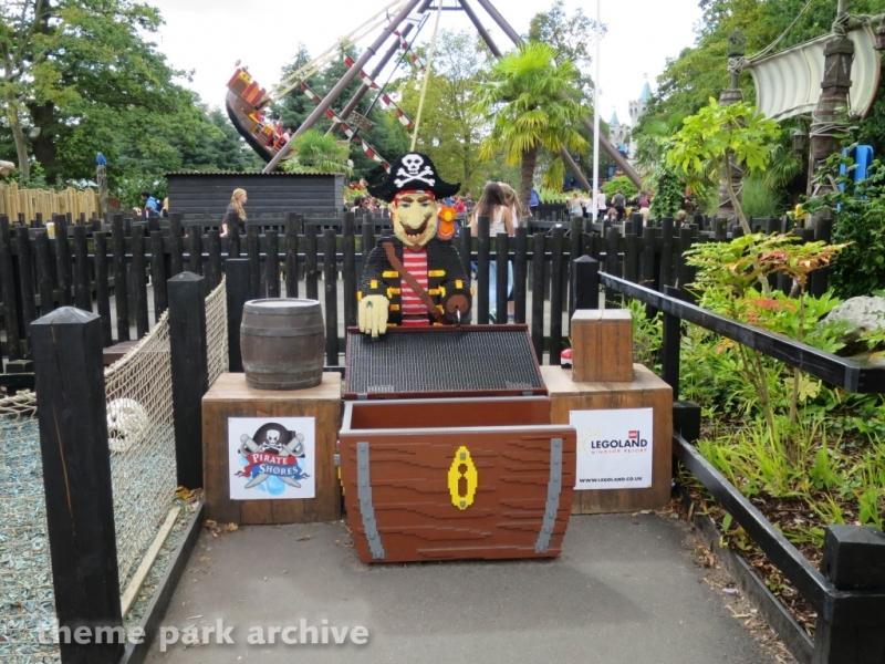 Pirate Shores at LEGOLAND Windsor