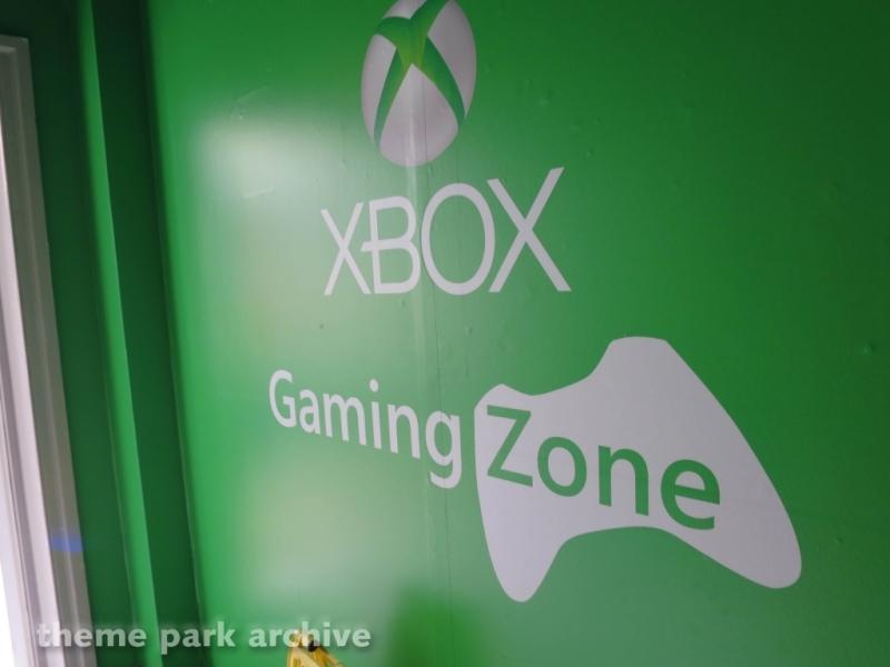 Xbox 360 Gaming Zone at LEGOLAND Windsor