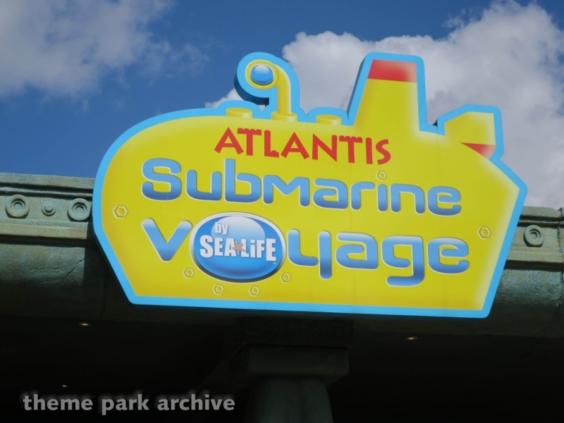 Atlantis Submarine Voyage at LEGOLAND Windsor
