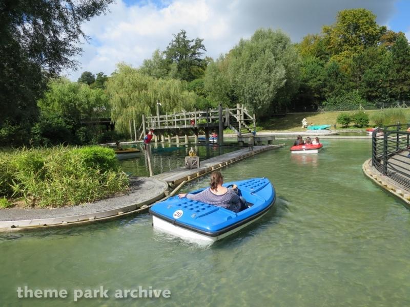 Boating School at LEGOLAND Windsor