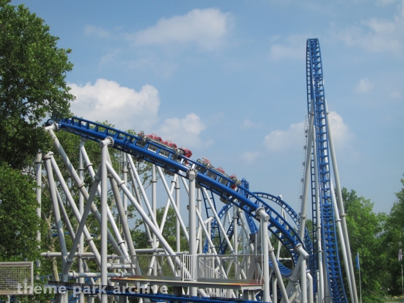 Sky Rocket at Kennywood