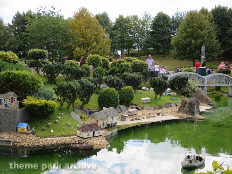 Miniland at LEGOLAND Windsor