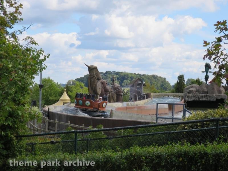 Vikings River Splash at LEGOLAND Windsor