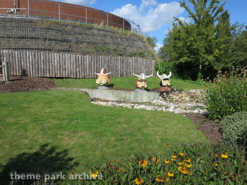 Land of the Vikings at LEGOLAND Windsor