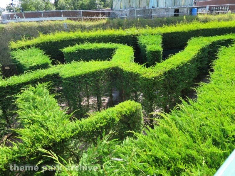 Loki's Labyrinth at LEGOLAND Windsor