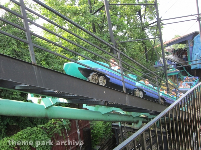 Phantom's Revenge at Kennywood