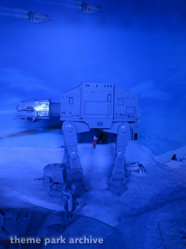 Star Wars Miniland at LEGOLAND Windsor