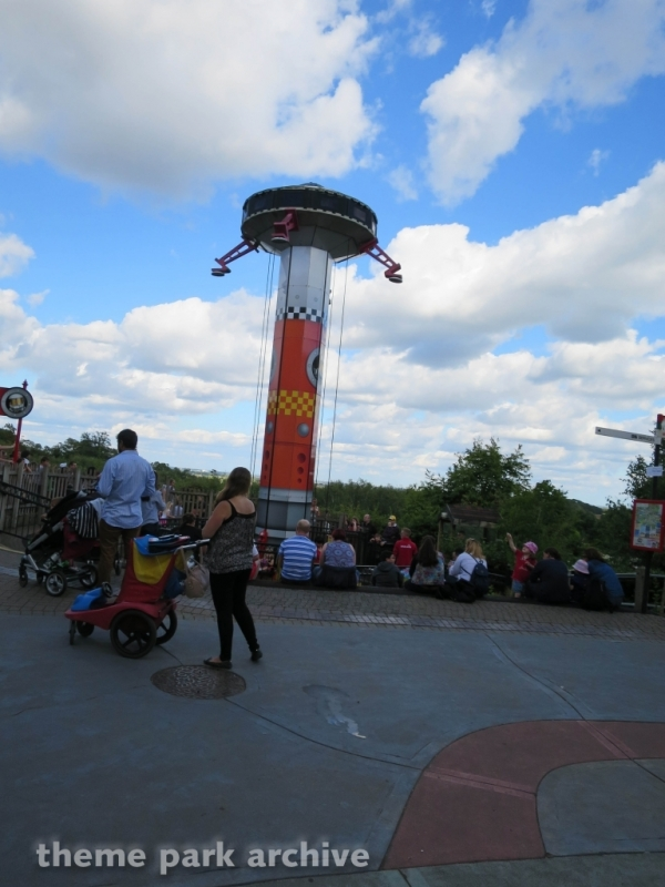 Space Tower at LEGOLAND Windsor