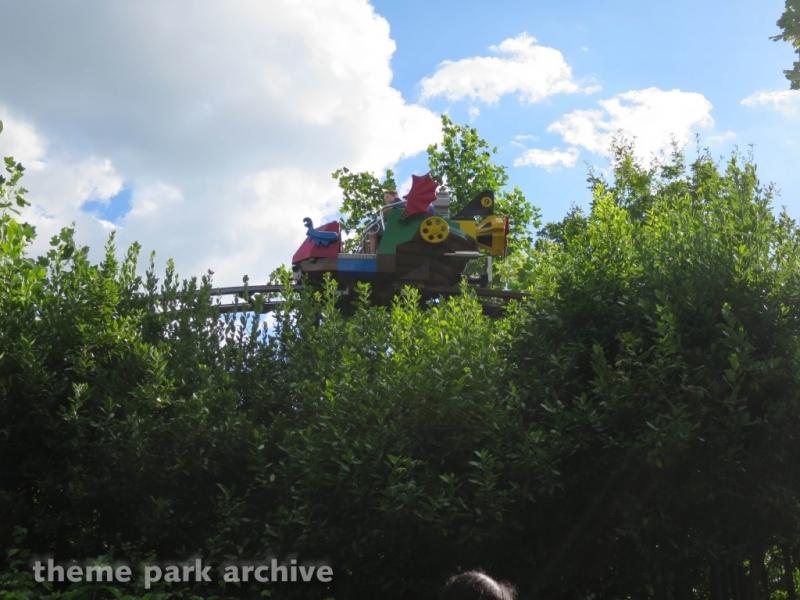 Sky Rider at LEGOLAND Windsor