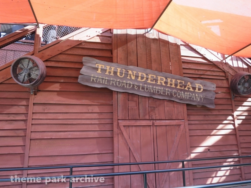 Thunderhead at Dollywood