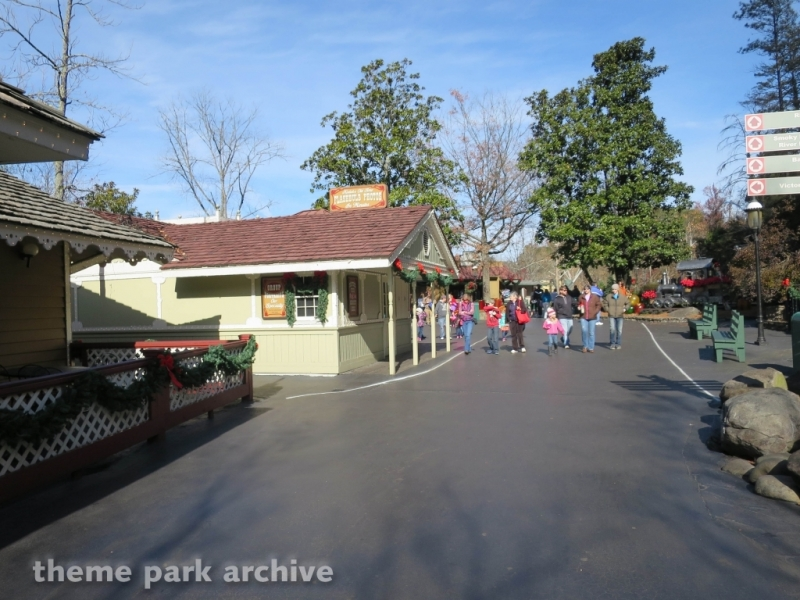 The Village at Dollywood