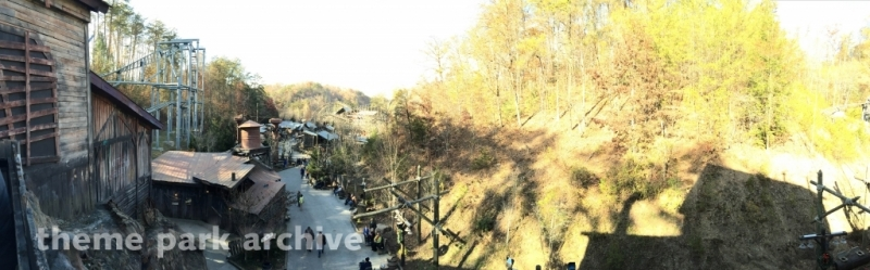 Mystery Mine at Dollywood