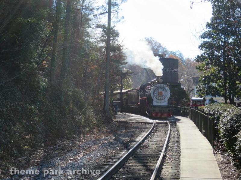 Dollywood Express at Dollywood