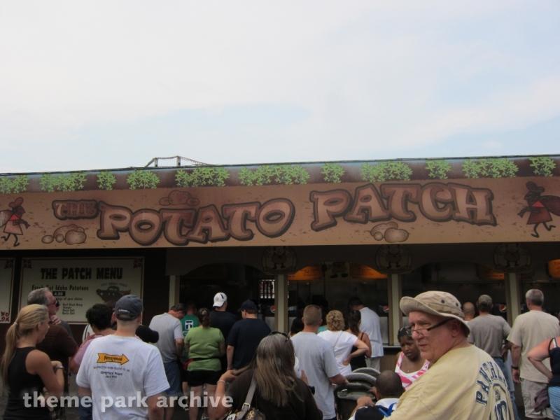 Potato Patch at Kennywood