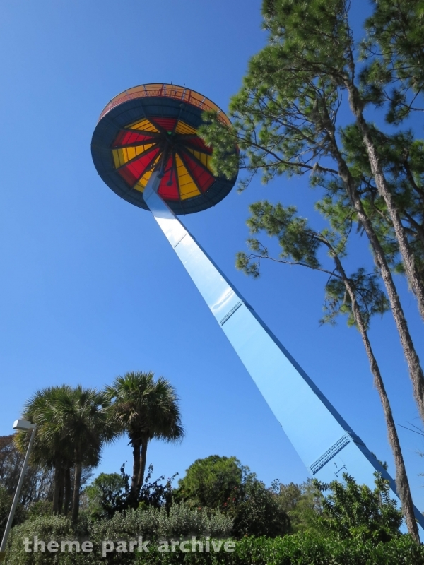 Island In The Sky at LEGOLAND Florida