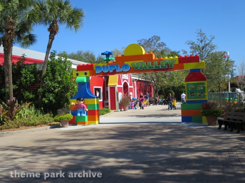 Duplo Valley at LEGOLAND Florida