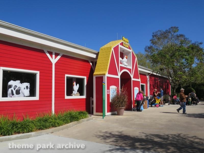 Duplo Farm at LEGOLAND Florida