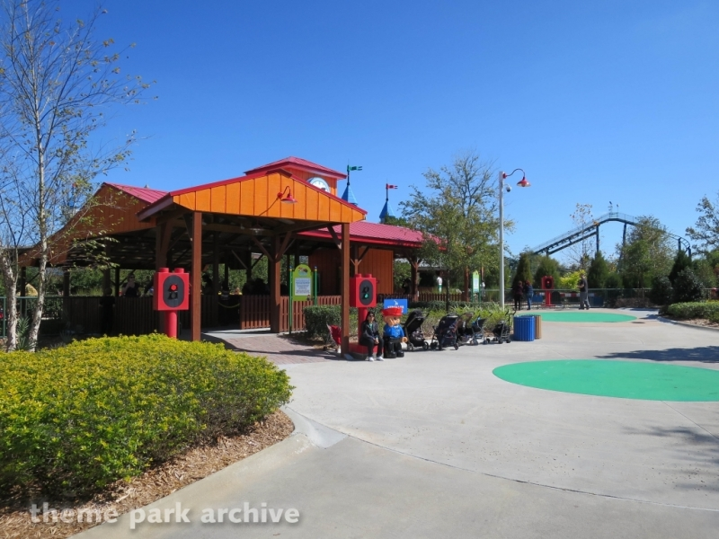 Duplo Train at LEGOLAND Florida