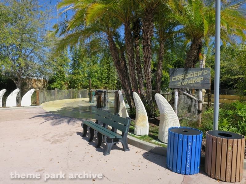Cragger's Swamp at LEGOLAND Florida