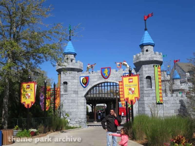 LEGO Kingdoms at LEGOLAND Florida