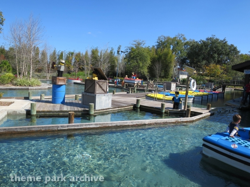 Boating School at LEGOLAND Florida