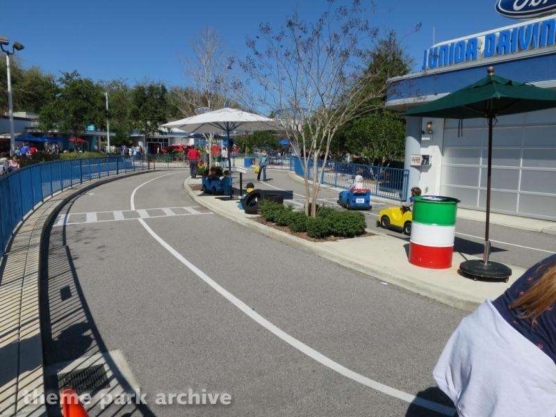 Junior Driving School at LEGOLAND Florida