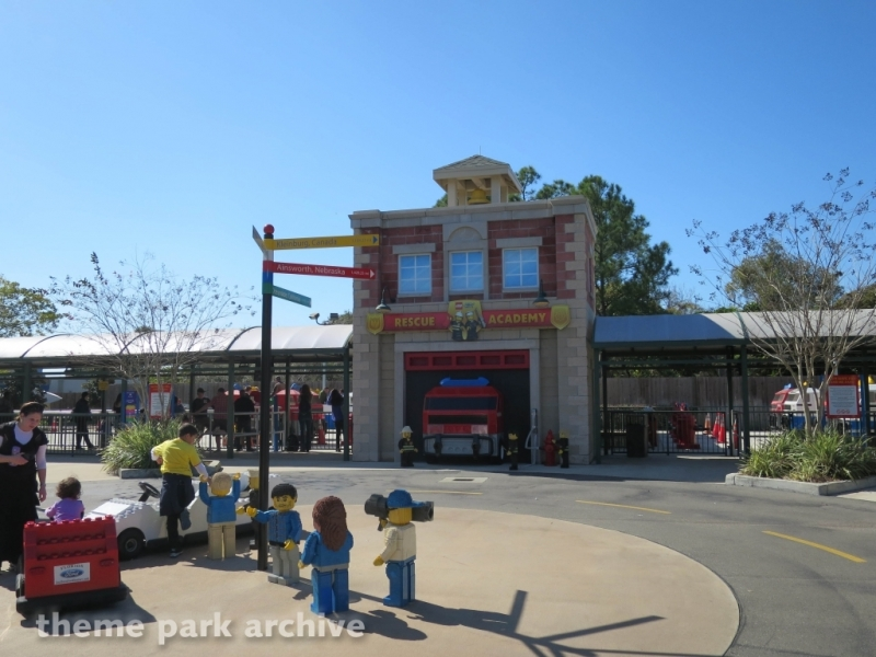 Rescue Academy at LEGOLAND Florida