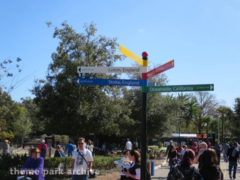 LEGO City at LEGOLAND Florida
