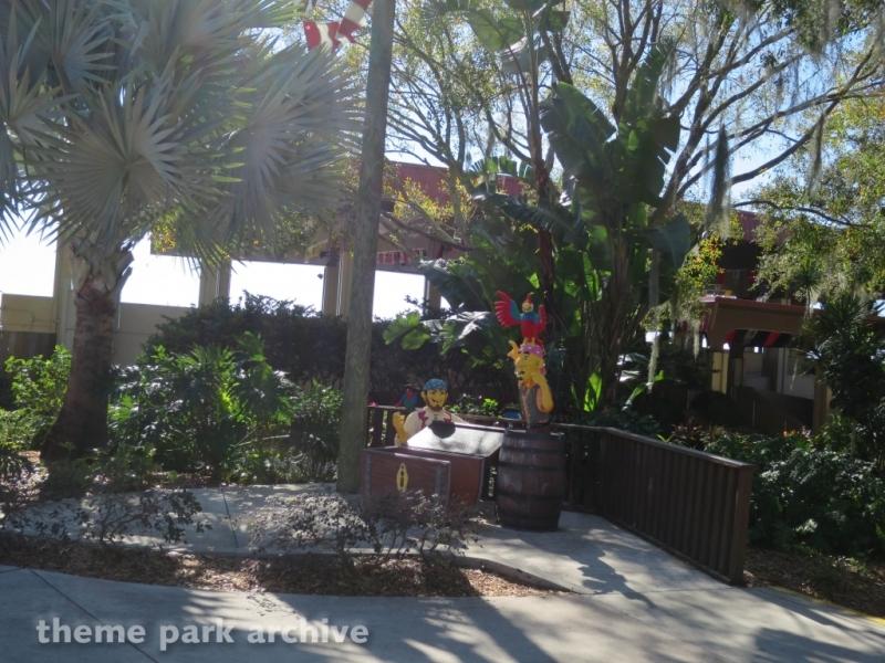 Pirates Cove at LEGOLAND Florida