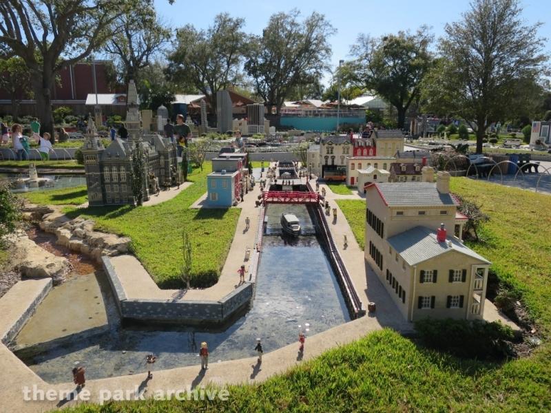 Miniland at LEGOLAND Florida