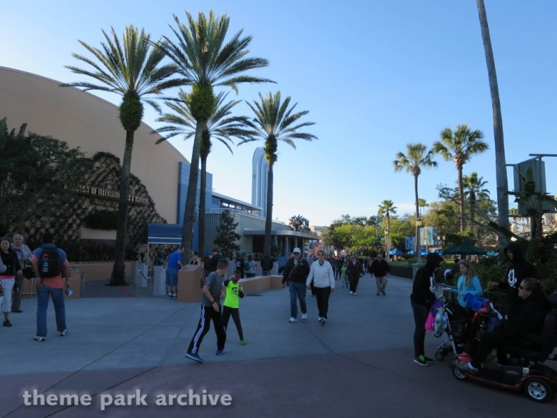 Academy of Television Arts and Sciences Hall of Fame Plaza at Disney's Hollywood Studios