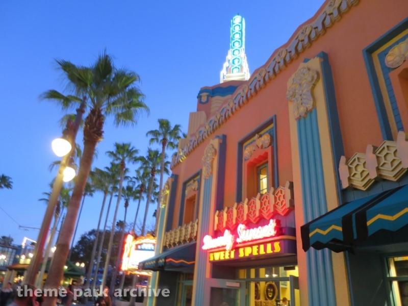 Sunset Boulevard at Disney's Hollywood Studios