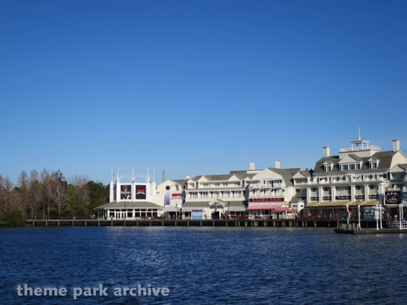 BoardWalk at Disney BoardWalk